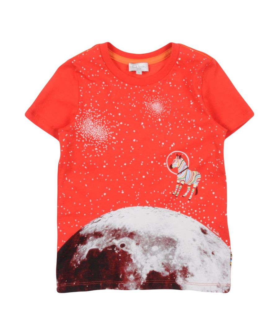 Image for TOPWEAR Paul Smith Red Boy Cotton
