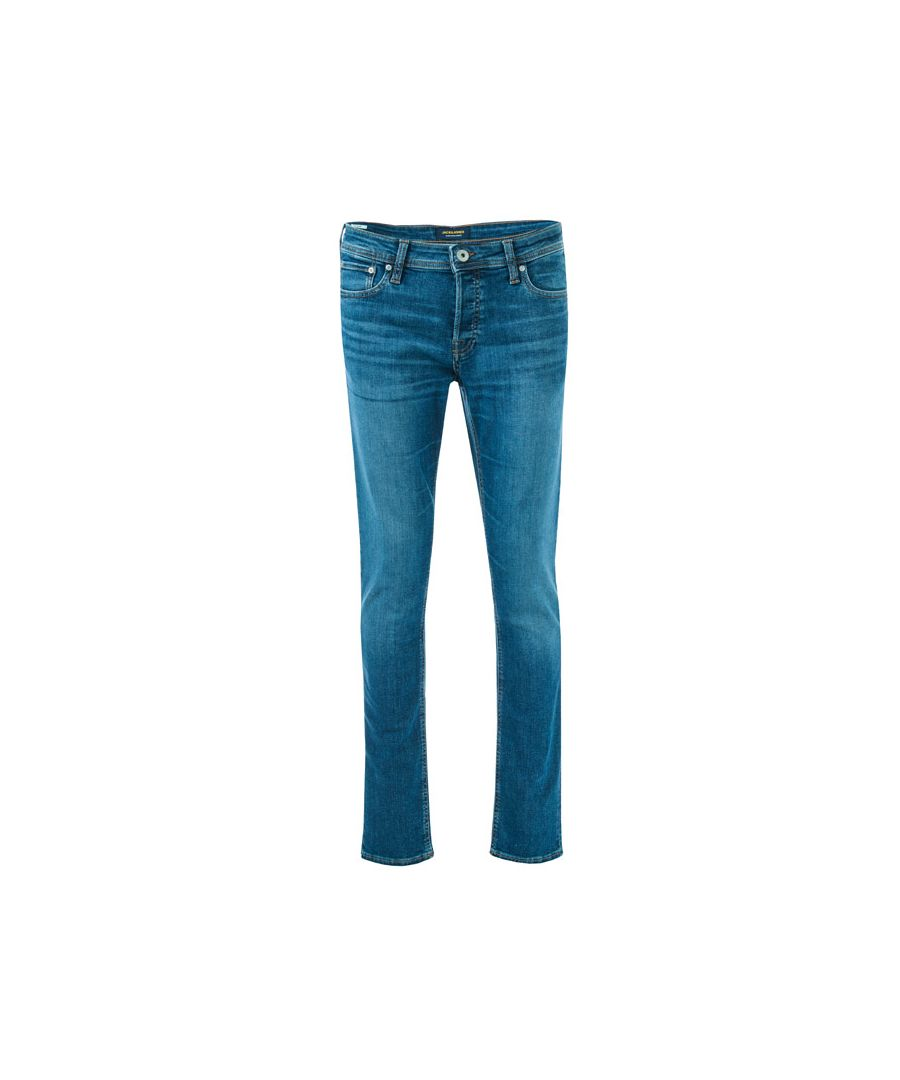 Image for Men's Jack Jones Glenn Original 814 Jeans in Denim