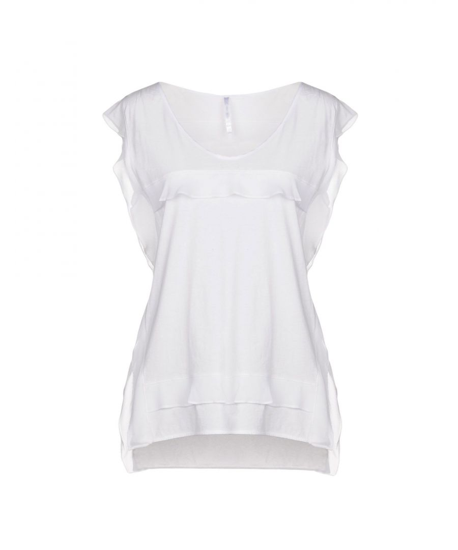 Image for Karen Millen White Cotton Blouse
