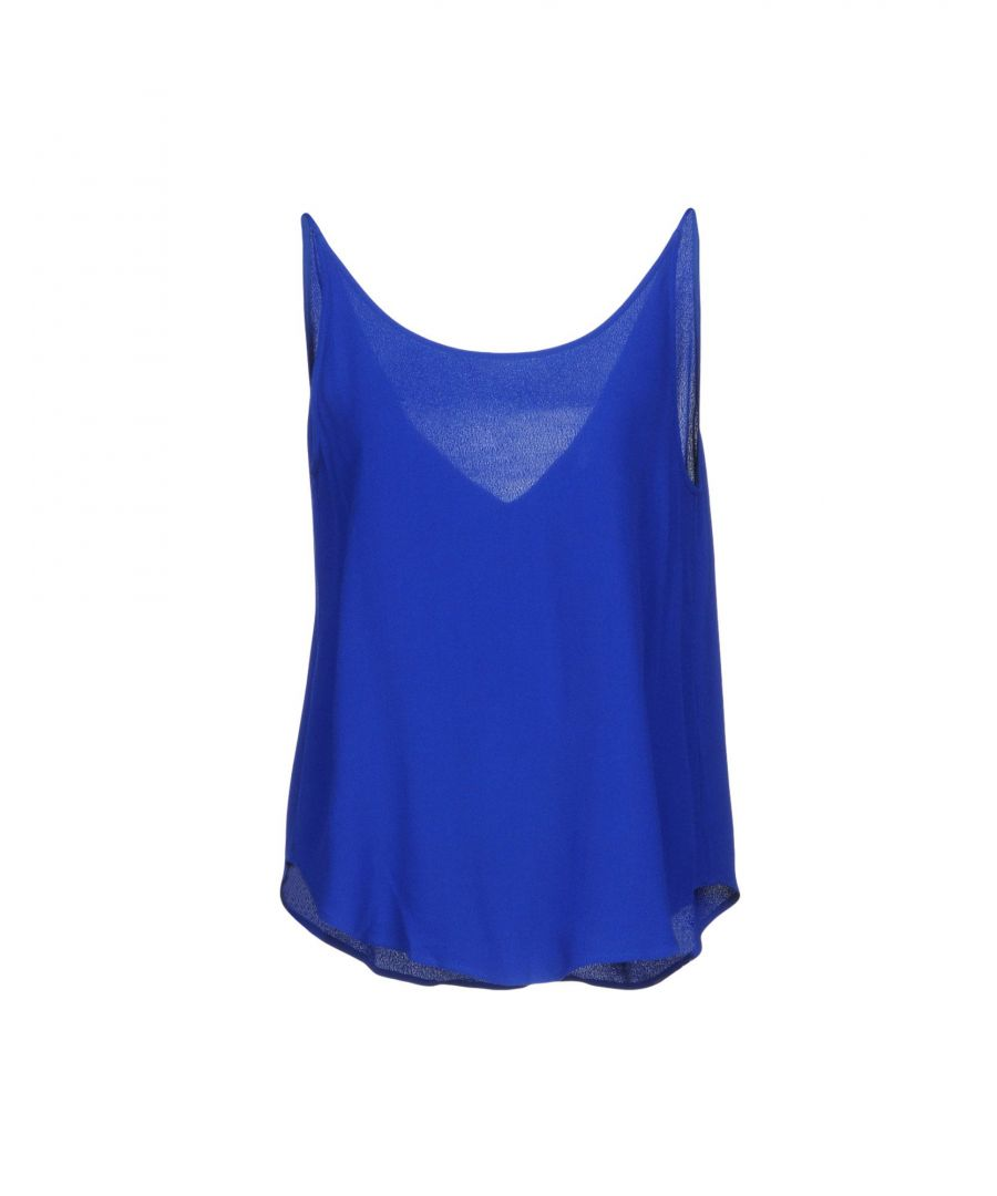 Image for TOPWEAR Ba&Sh Bright blue Woman Viscose