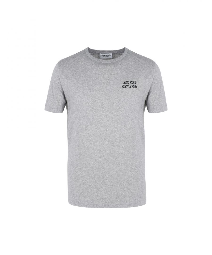Image for TOPWEAR Essentiel Antwerp Light grey Man Cotton