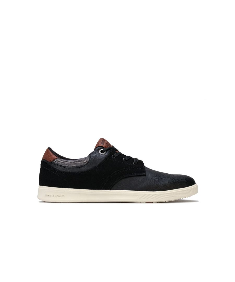 Image for Men's Jack Jones Spencer Combo Pump Trainers in Black