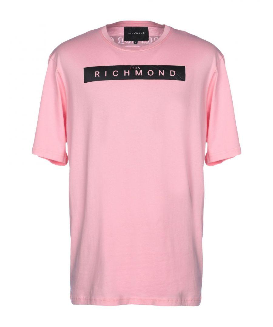 Image for TOPWEAR John Richmond Pink Man Cotton
