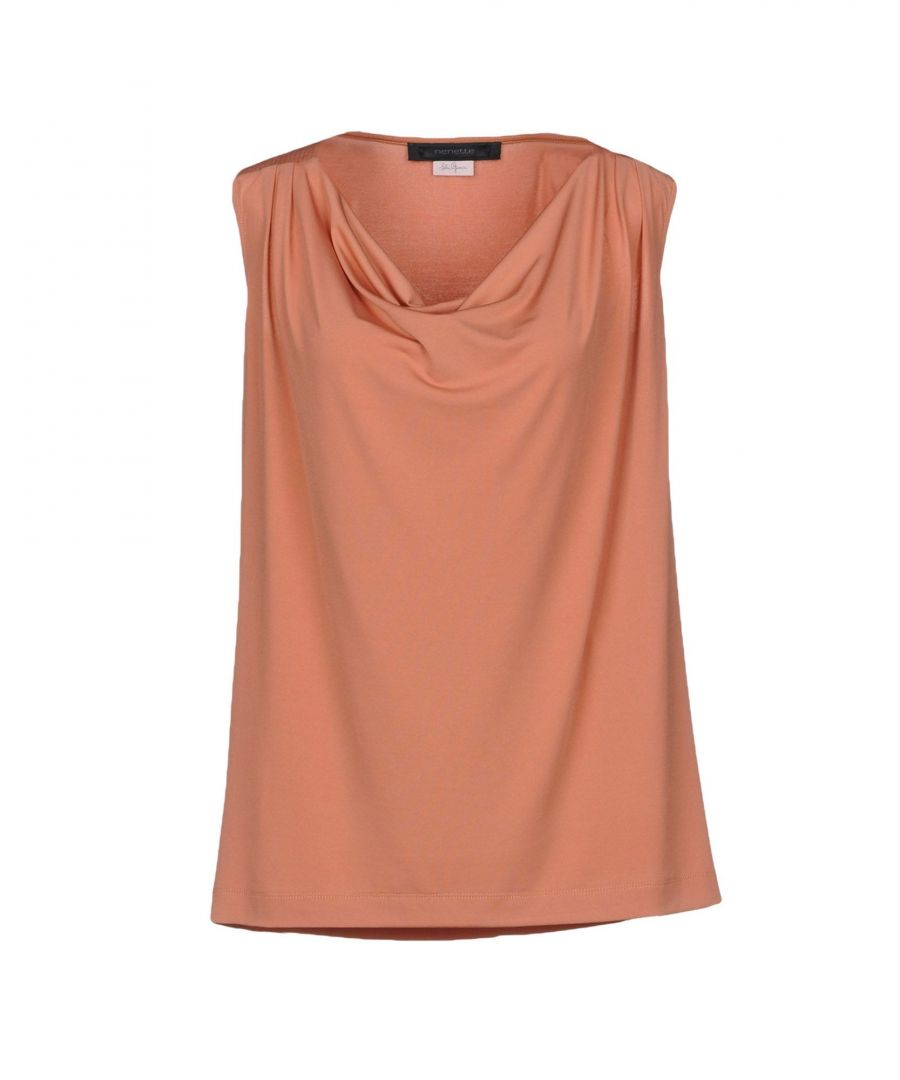 Image for Nenette Women's Top Pastel Pink Polyester