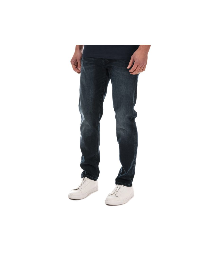Image for Men's Jack Jones Mike Original 004 Jeans in Denim