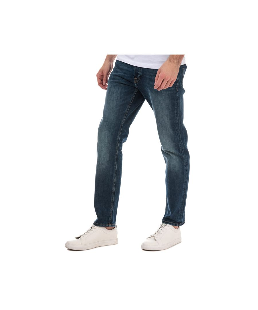 Image for Men's Jack Jones Tim Original 005 Jeans in Denim