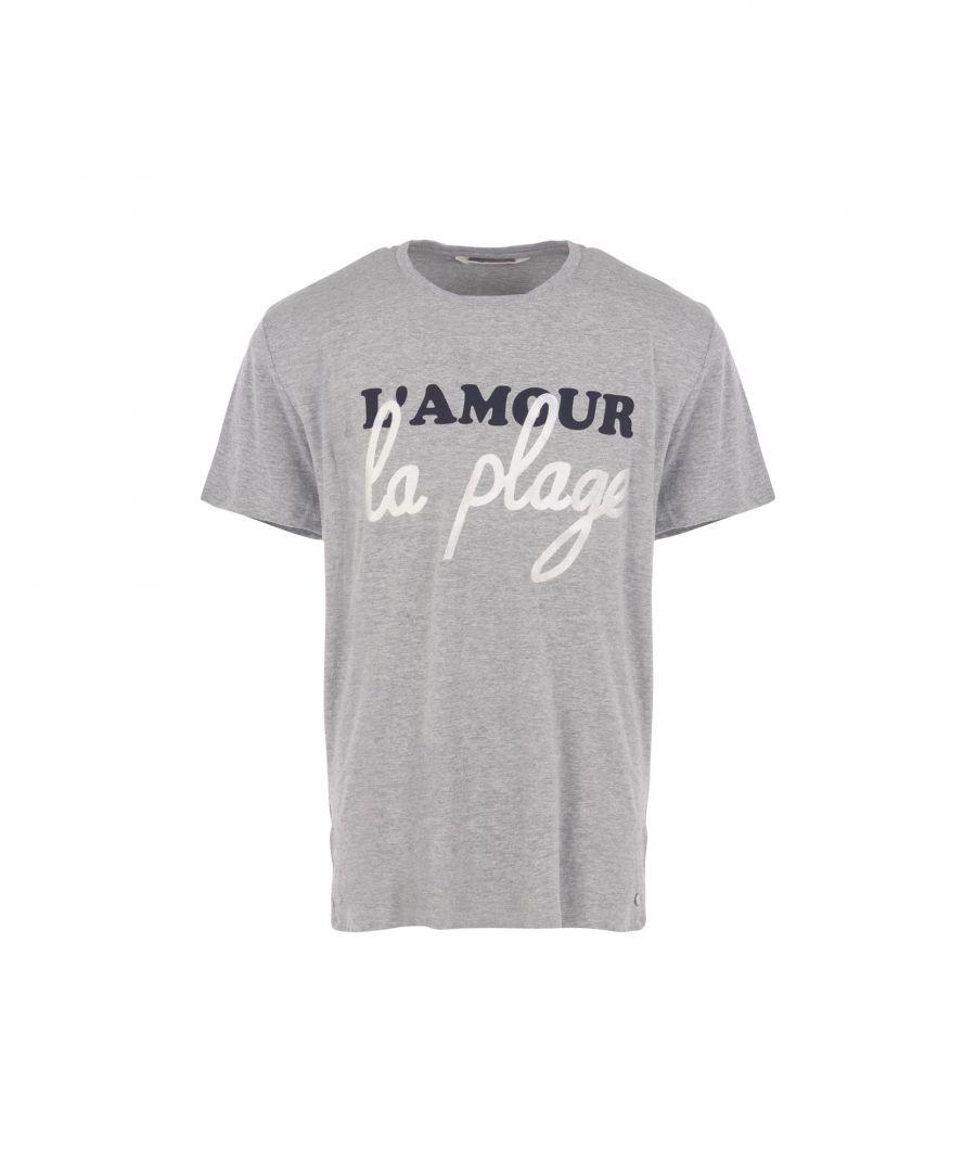 Image for Eleven Paris Grey Cotton T-Shirt