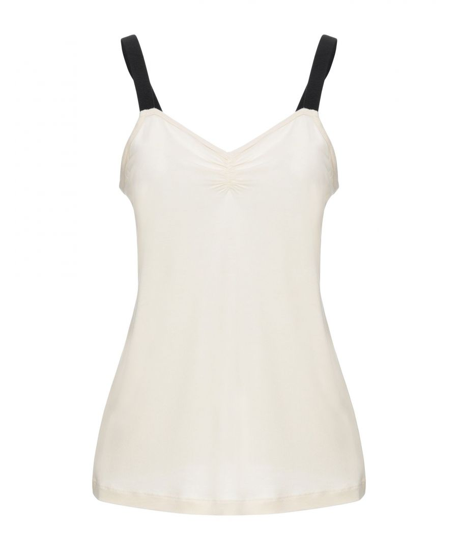 Image for See By Chloé Ivory Jersey Camisole