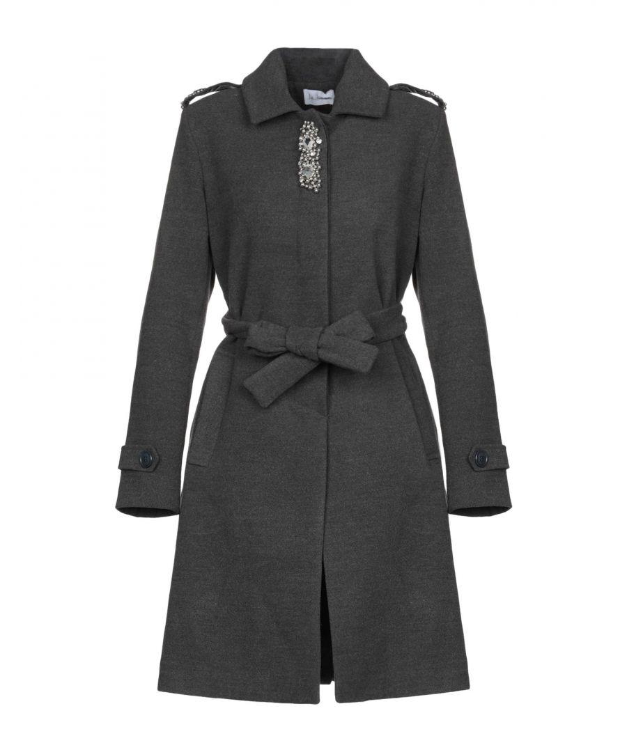 Image for La Kore Grey Classic Coat