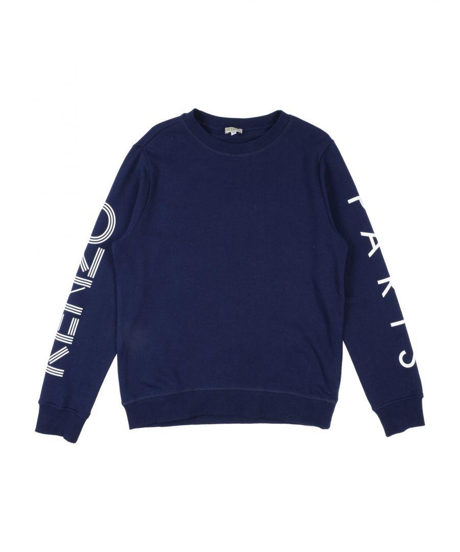 Image for TOPWEAR Boy Kenzo Dark blue Cotton