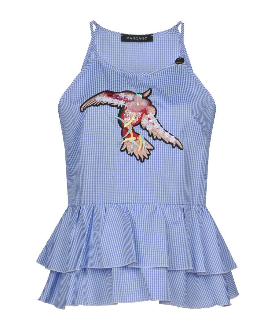 Image for Mangano Azure Embellished Camisole