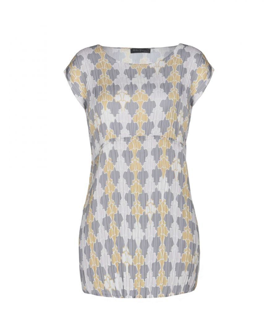 Image for Katia Giannini Light grey, Pink Polyester Tops