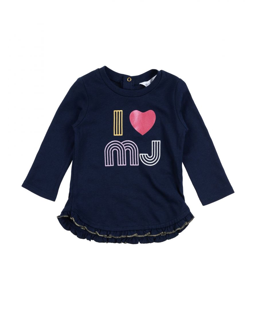 Image for TOPWEAR Girl Little Marc Jacobs Dark blue Cotton