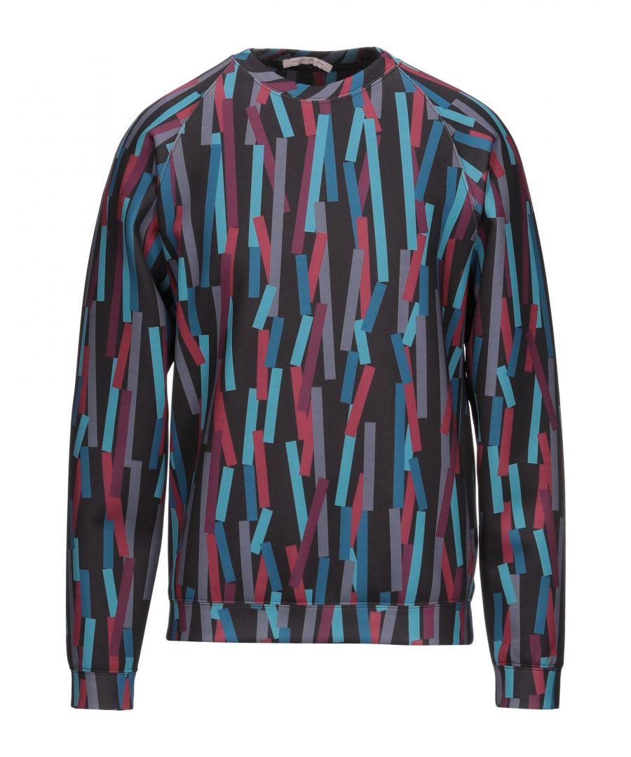 Image for Christopher Kane Man Sweatshirts Black Fibre sintetiche