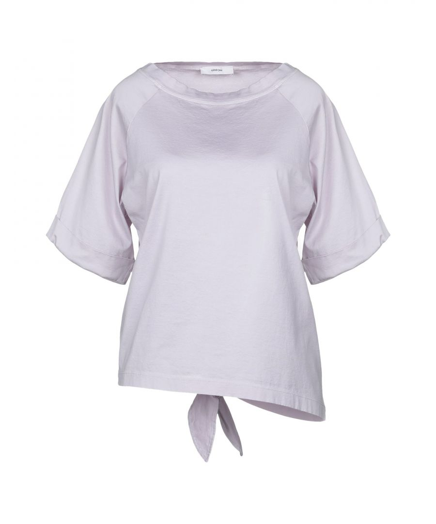 Image for TOPWEAR Mauro Grifoni Lilac Woman Cotton