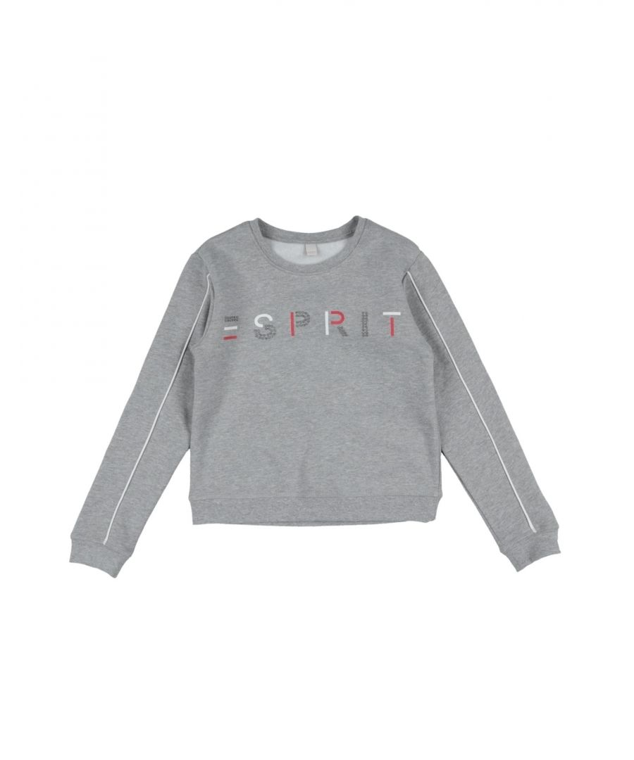 Image for TOPWEAR Girl Esprit Light grey Cotton