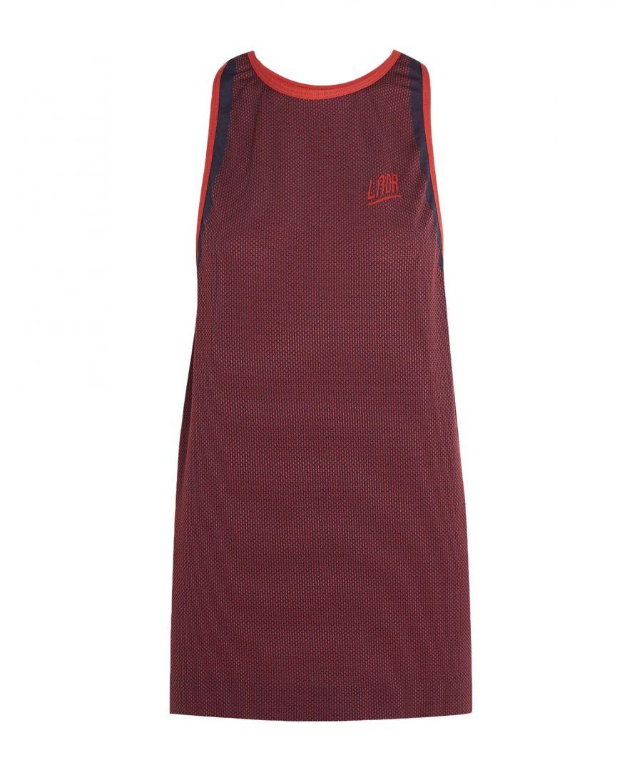 Image for Lndr Woman Vests Maroon Polyamid