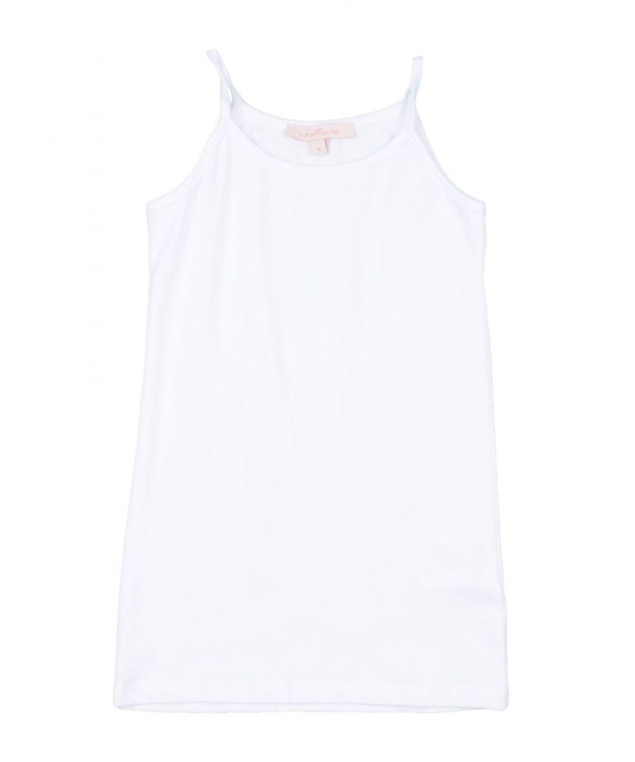 Image for TOPWEAR Girl Silvian Heach White Cotton