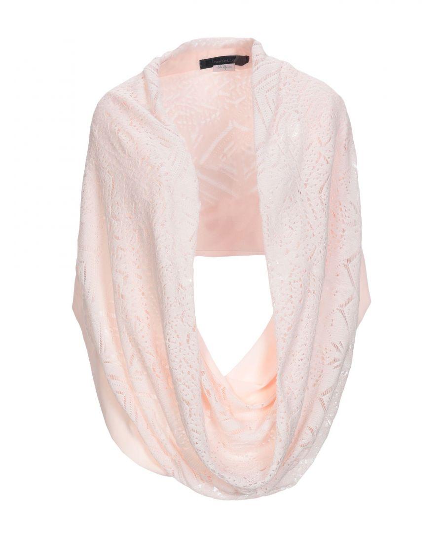 Image for Nenette Light Pink Cotton Lace Shrug