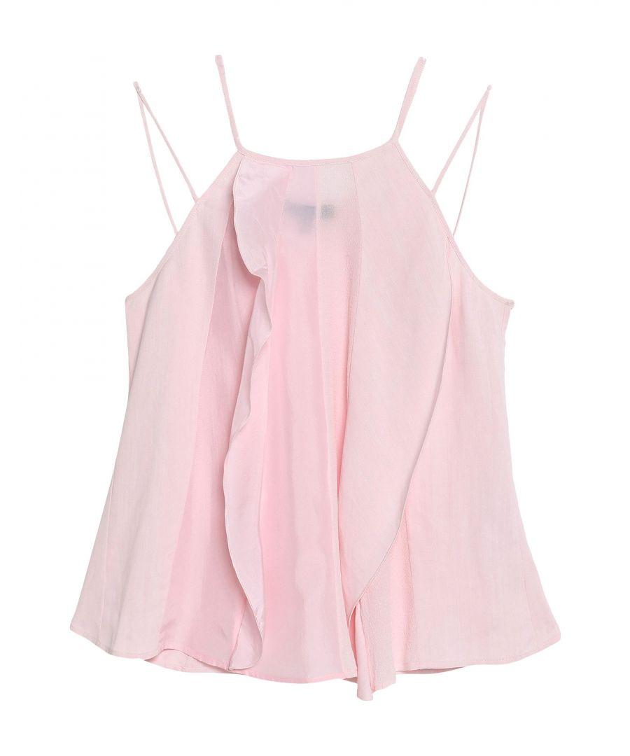 Image for Belstaff Woman Tops Pink Viscose