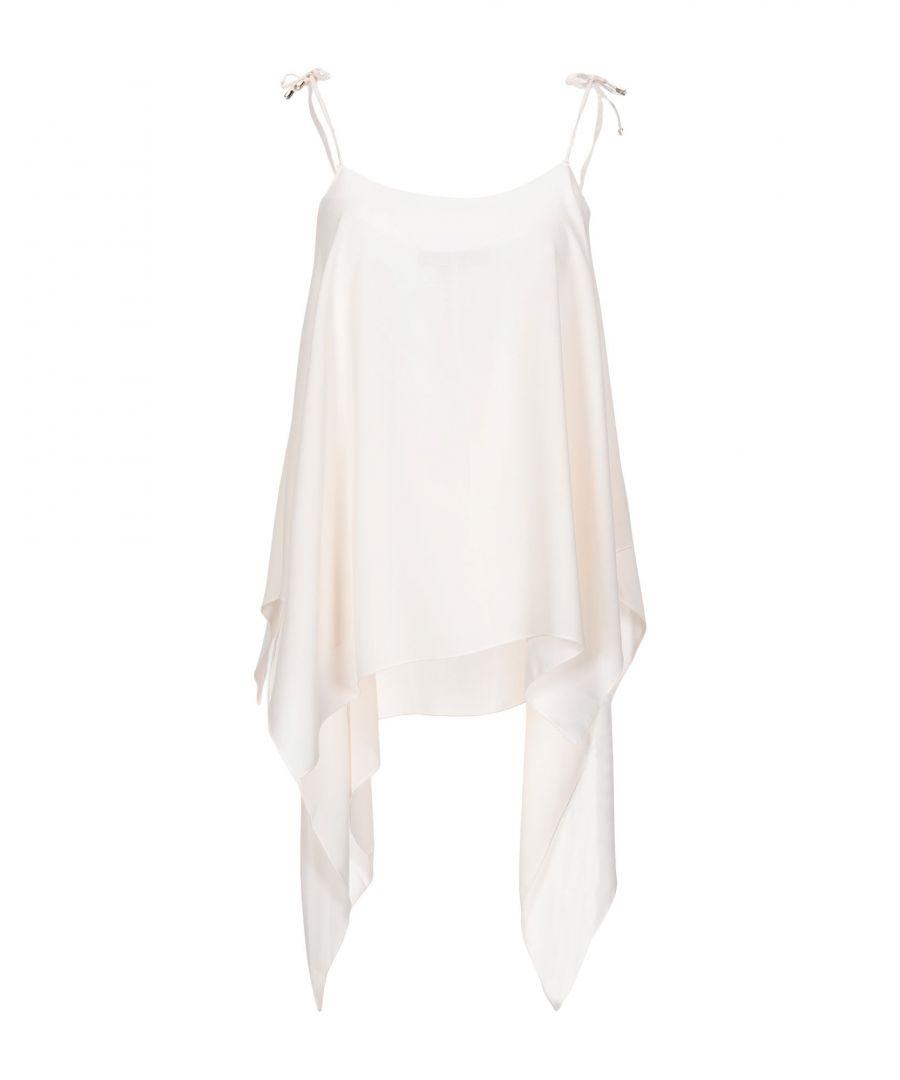 Image for Nenette Women's Top Light Pink Polyester