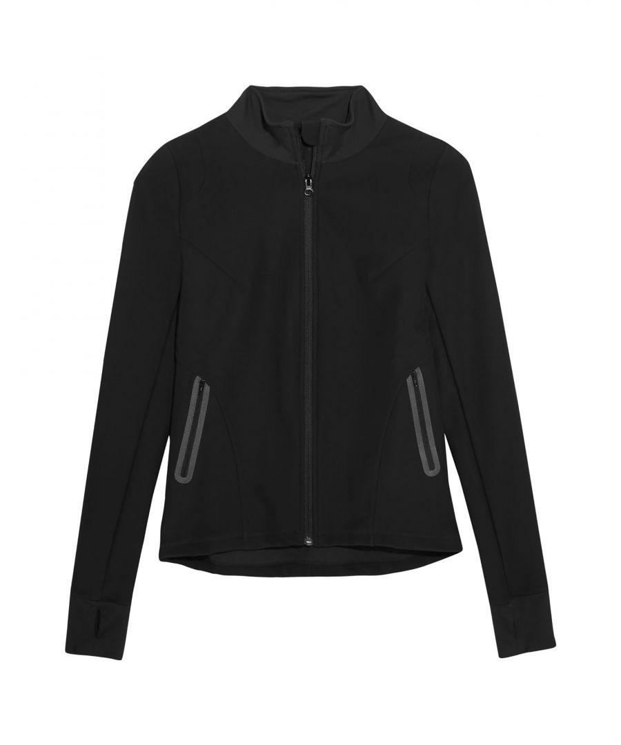 Image for Lndr Woman Sweatshirts Black Polyamid