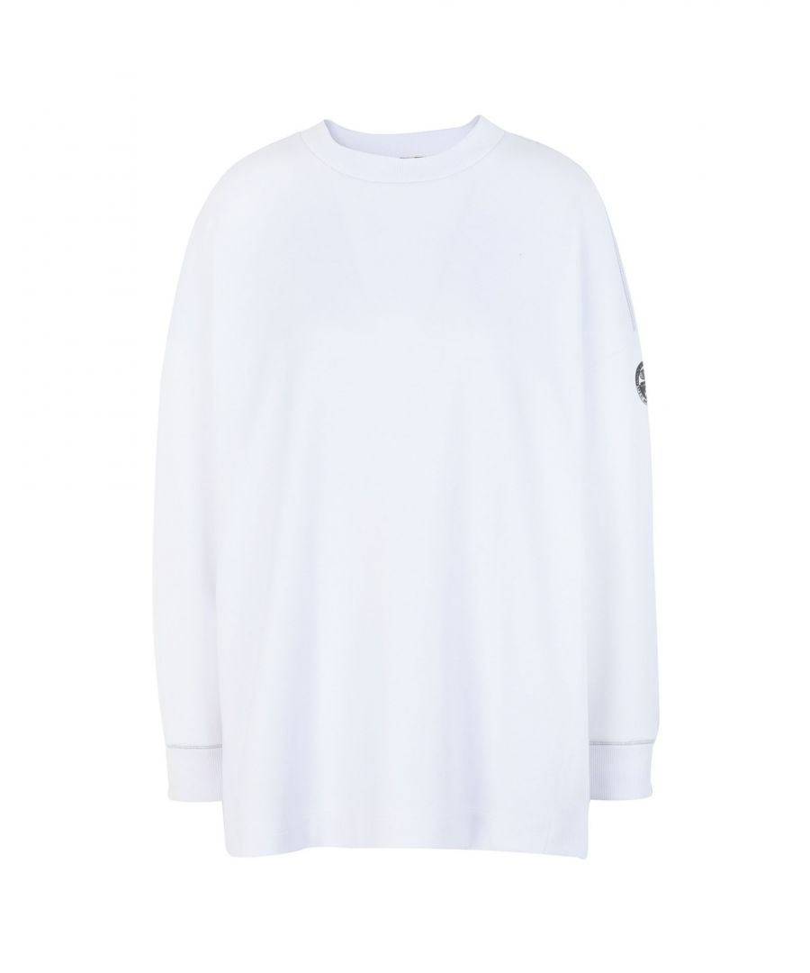 Image for Napapijri White Sweatshirt