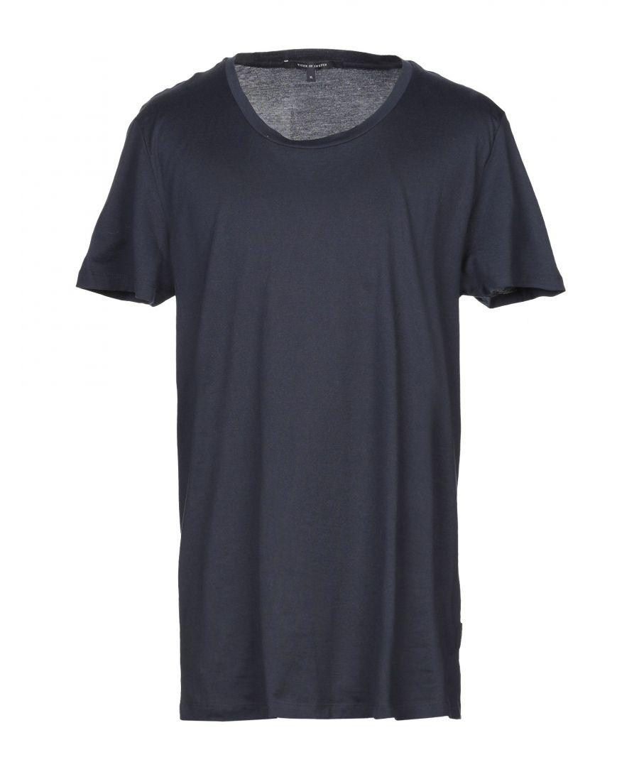 Image for Tiger Of Sweden Blue Cotton T-Shirt