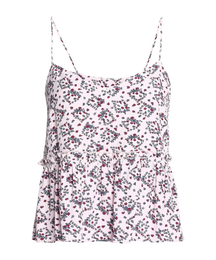 Image for Claudie Pierlot Pink Floral Design Camisole