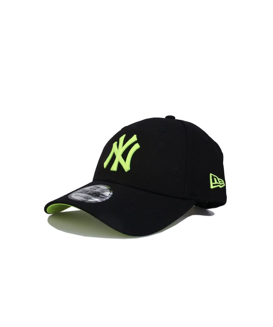 Image for Accessories New Era New York Yankees 9FORTY Cap in Black