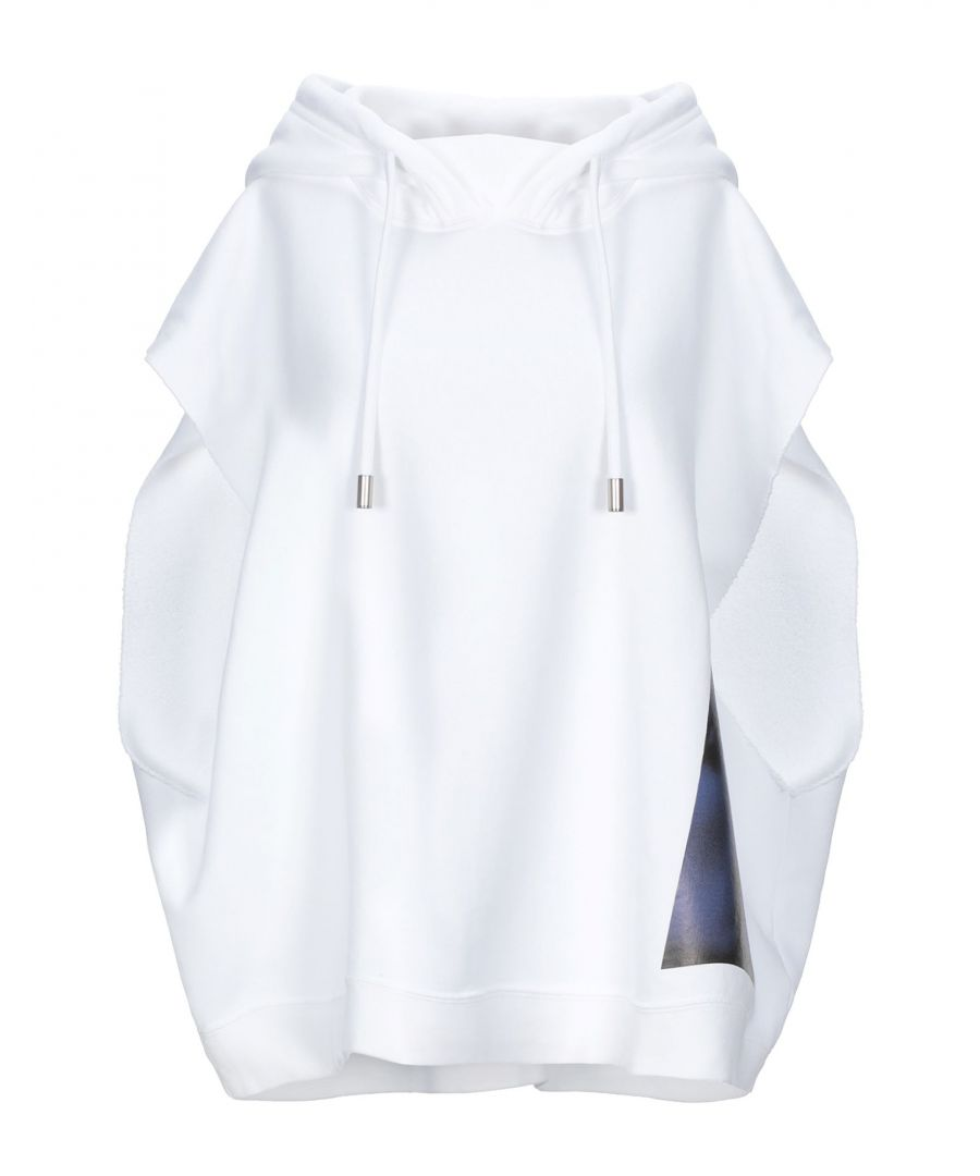Image for Dsquared2 White Cotton Hoodie
