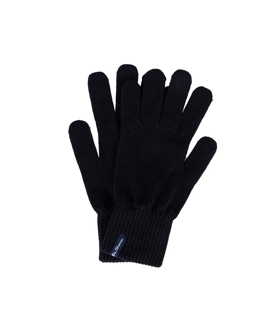Image for Accessories Ben Sherman Santos Glove in Black