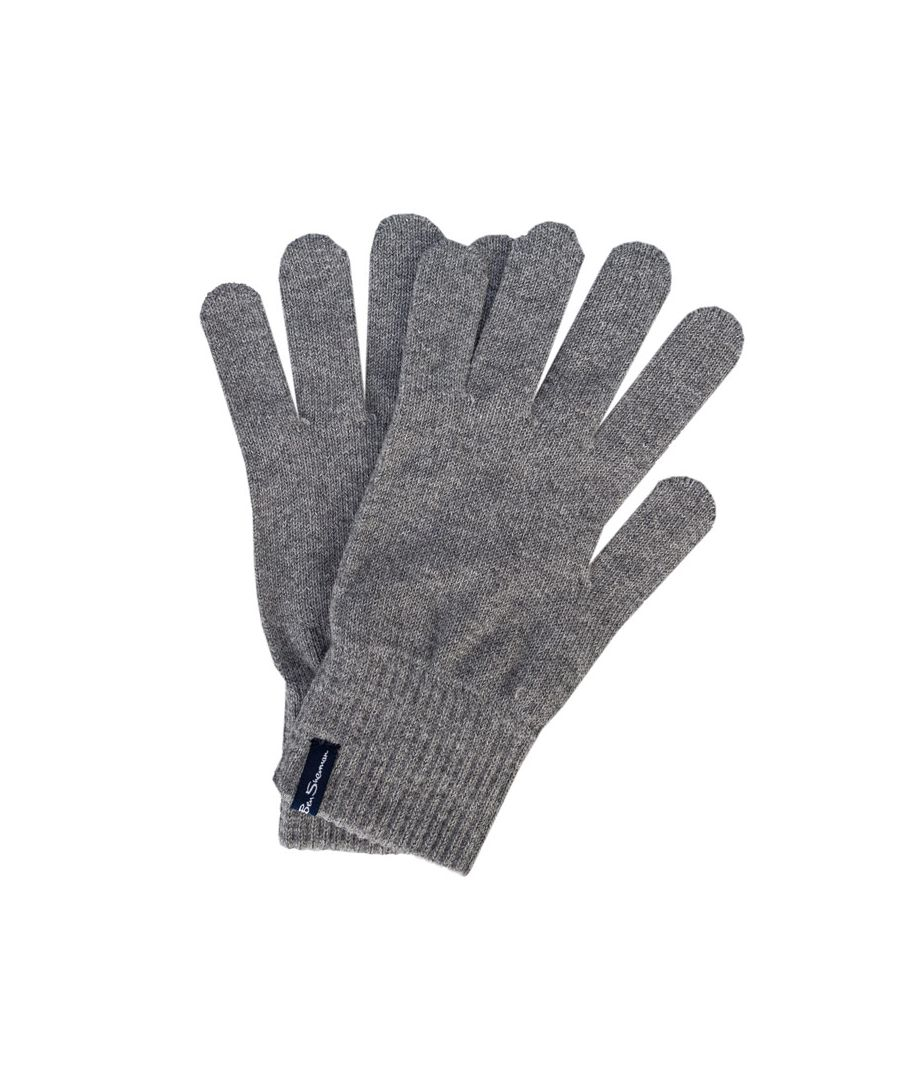 Image for Accessories Ben Sherman Santos Glove in Grey