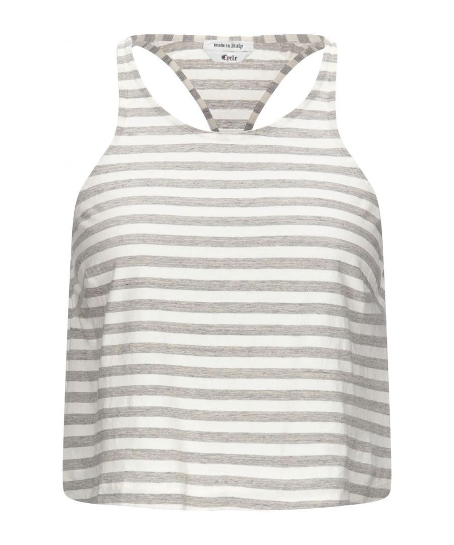 Image for Cycle Women's Top Grey Cotton