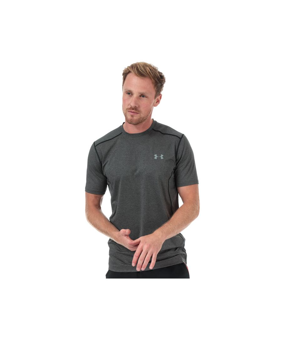 Image for Men's Under Armour Raid T-Shirt in Grey