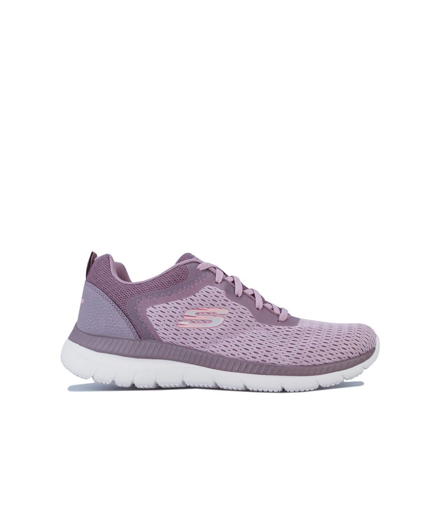 Image for Women's Skechers Bountiful Quick Path Trainers in Lavender