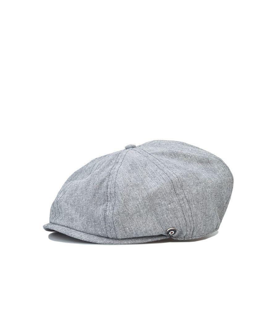 Image for Accessories Ben Sherman Manor Summer Cap in Grey