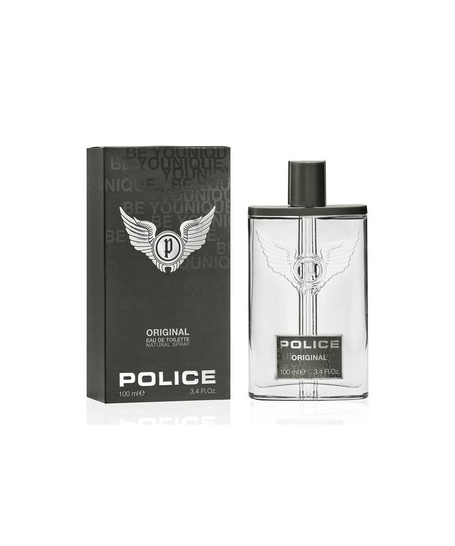 Image for Police Original Eau De Toilette Natural Spray for Men 100ml