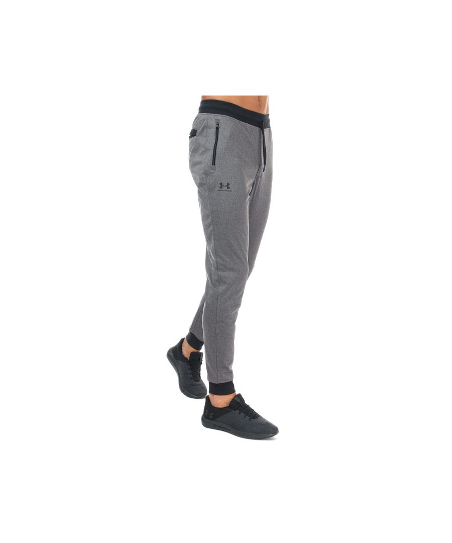 Image for Men's Under Armour Sportstyle Jog Pants in Grey
