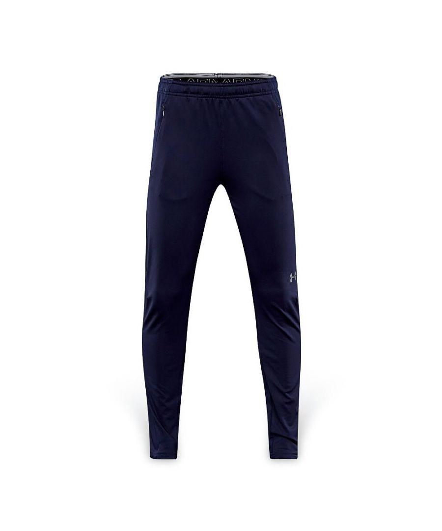 Image for Under Armour Challenger II Kids Knit Pant Navy Blue - YL