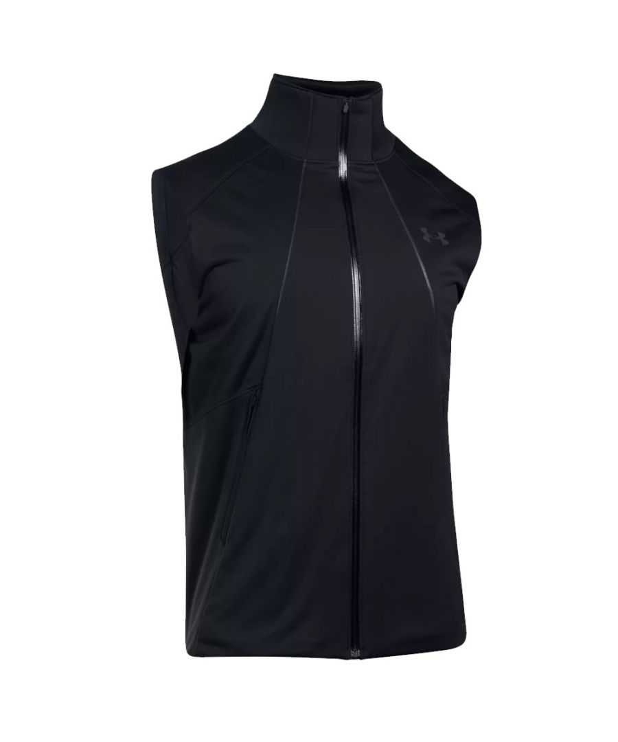 Image for Under Armour Storm ColdGear Reactor Mens Gilet Black