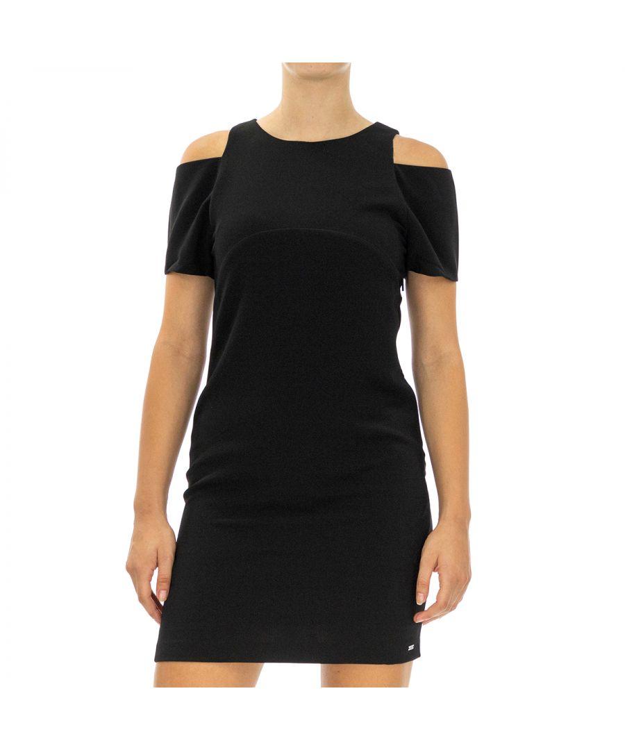 Image for Armani Exchange Women's Dress in Black