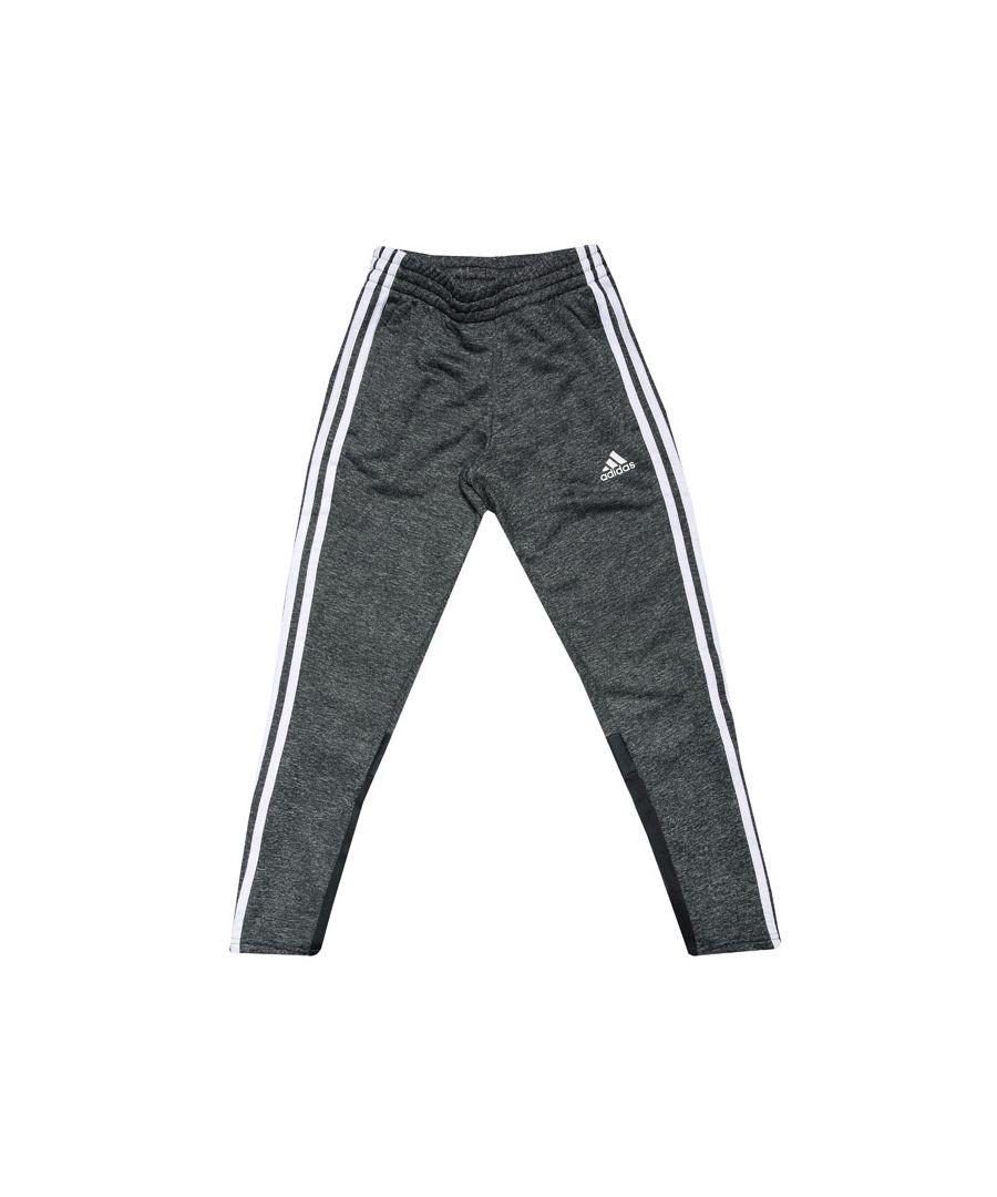 Image for Boys' adidas Junior Ftb Pants Charcoal Marl 15-16In Charcoal Marl