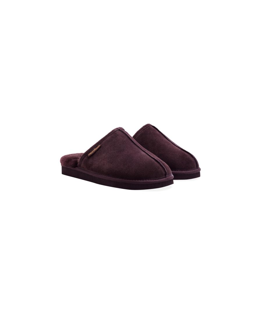 Image for Redfoot Allen Chocolate Slippers
