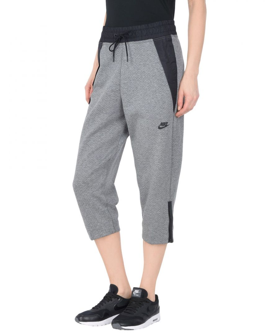 Image for Nike Grey Cotton 3/4-Length Trousers