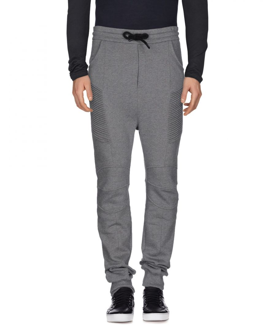 Image for Pierre Balmain Grey Cotton Joggers