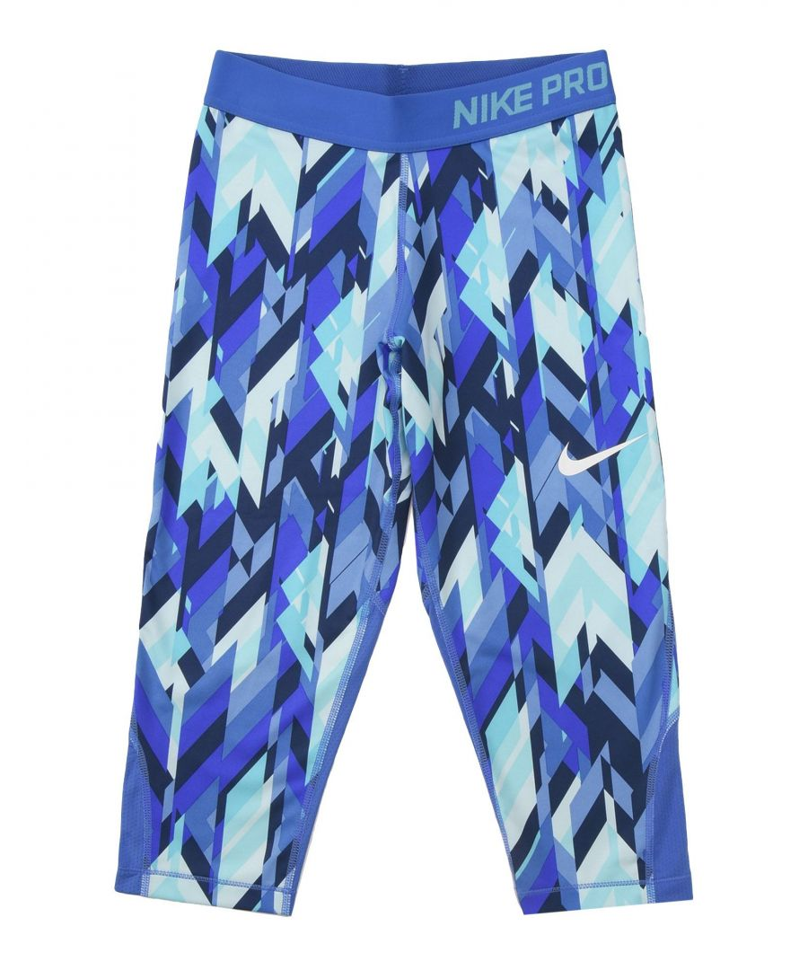 Image for PANTS Nike Blue Girl Polyester