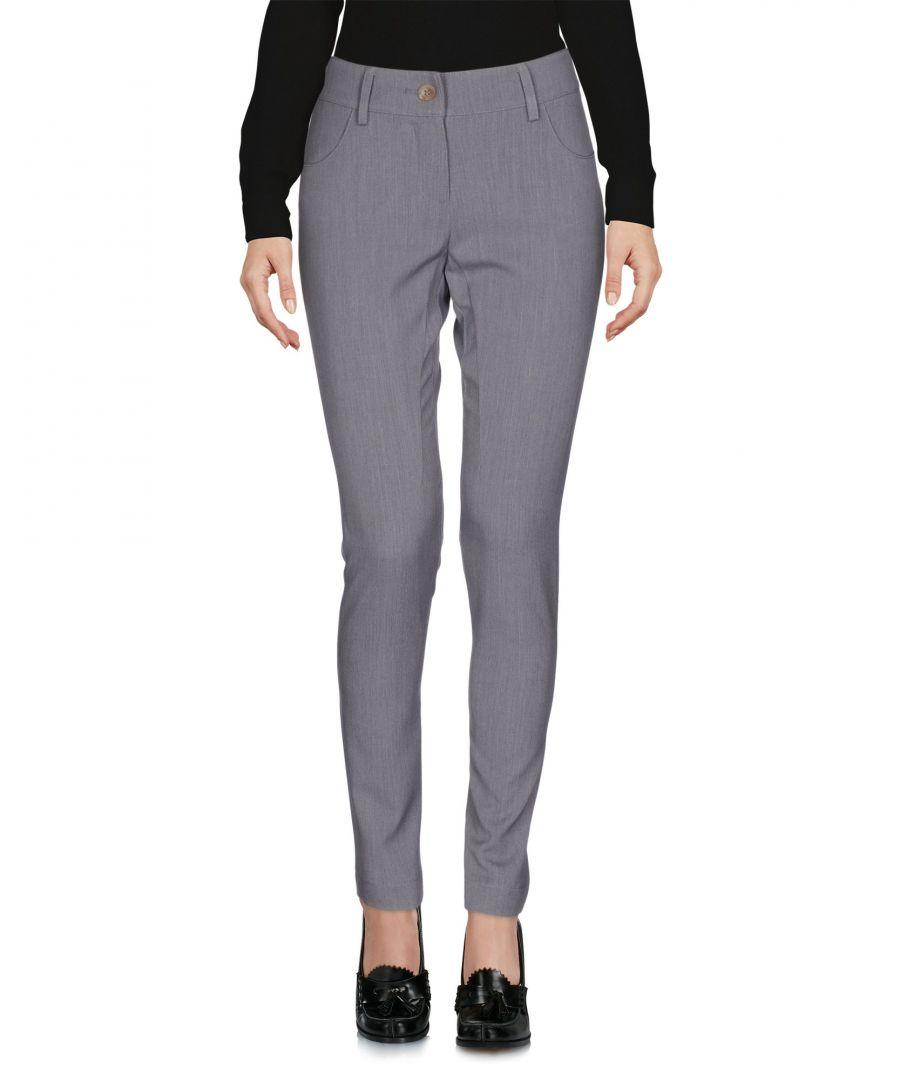 Image for El La� Lago Di Como Grey Tapered Leg Trousers