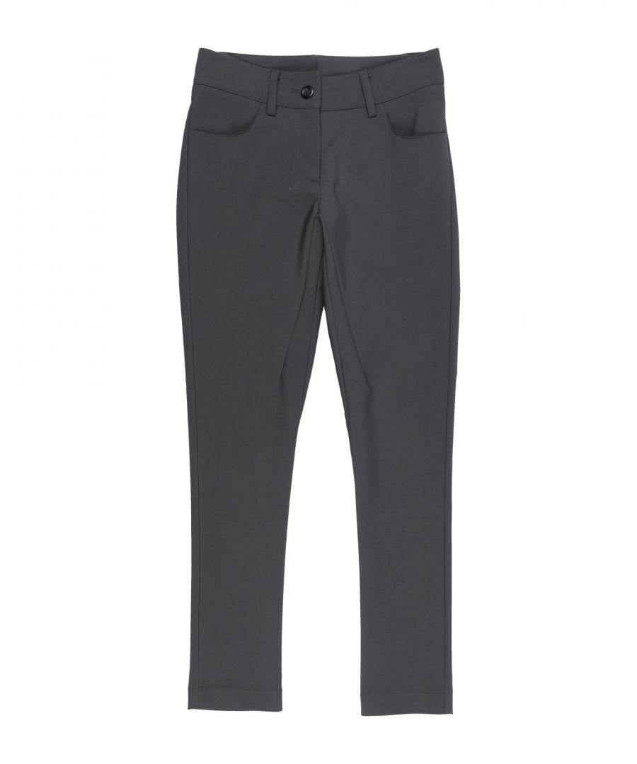 Image for El La� Lago Di Como Lead Cotton Trousers
