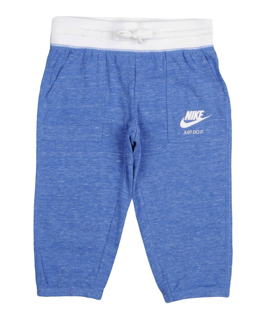 Image for PANTS Nike Blue Girl Cotton